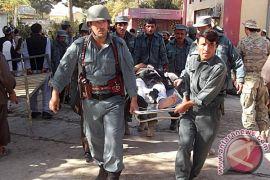 Ledakan terjadi di sebuah masjid, sedikitnya 62 orang tewas