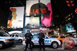 Pelaku pengeboman New York termotivasi poster Natal