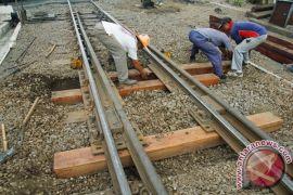 Pemerintah pastikan pembangunan kereta api Kalimantan Tengah dilanjutkan