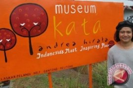 "Ada ""Museum Kata Andrea Hirata"" di Belitung Timur"