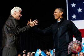 Lima mantan Presiden AS ikut galang dana untuk korban badai