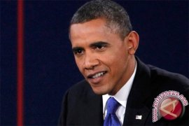 Barack Obama terpilih kembali sebagai presiden AS