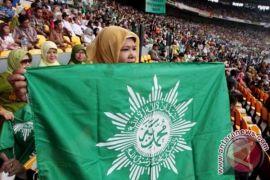 Warga Muhammadiyah rayakan milad ke-105 di Tugu Pahlawan
