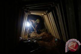 Israel hancurkan satu terowongan dari Gaza