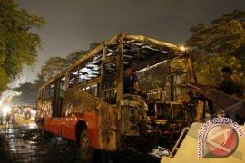 Busway Terbakar