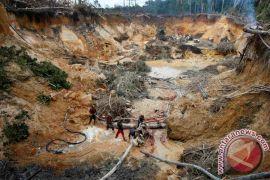 Tambang runtuh di Mozambik, puluhan orang terkubur
