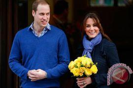 Kerajaan Inggris nantikan bayi Kate Middleton