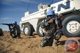 Ratusan orang mengungsi ke pangkalan PBB di Darfur