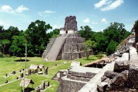 Kuil dewa perdagangan Suku Maya ditemukan di Meksiko
