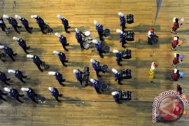 Istiqlal kirim marching band ke Thailand World Music Championship