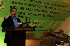 KI: Keterbukaan Informasi Publik Bisa Cegah Korupsi