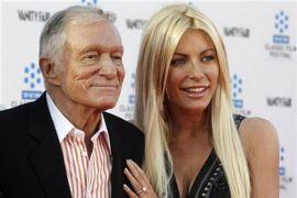 """Hugh """"Playboy"""" Hefner nikah lagi"""