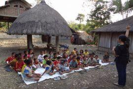 Arus mudik melalui perbatasan RI-Timor Leste meningkat