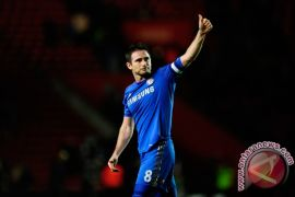 Lampard dikontrak New York City