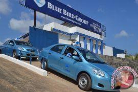 Taksi Blue Bird beroperasi di Sumbar
