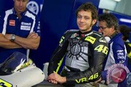 Rossi tetap bersama Yamaha hingga 2018