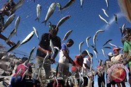 Bangka Tengah bantu 800 unit jaring bagi nelayan