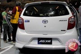 Toyota Agya Selain Harga Terjangkau Juga Hemat BBM