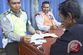 Polres Bengkulu tindak 1.050 pelanggar lalu lintas