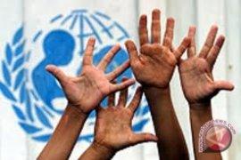 UNICEF konfirmasi bantuan kemanusiaan mendesak pada 2018