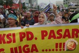 Pedagang Pasar Induk Sangatta Ancam Gelar Demo