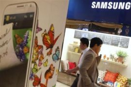 Di India, Samsung buka gerai terbesarnya di seluruh dunia