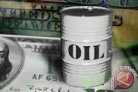 Harga minyak dunia turun terimbas kejatuhan Wall Street
