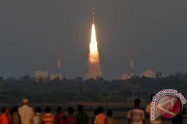 India luncurkan satelit pertahanan pertama buatan dalam negeri
