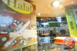"""Produk Indonesia diminati pengunjung Moskow Halal Expo"""""""