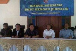 BNPT: 300 Tahanan Kasus Terorisme Bebas 2013-2014