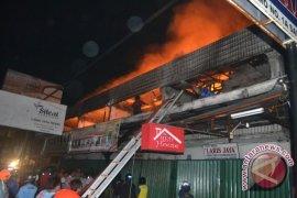 Kebakaran di Sangatta Hanguskan Pabrik Roti