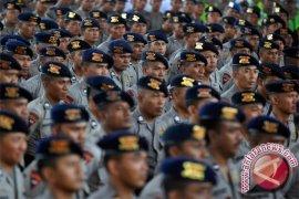 Polisi Amankan 85 Gereja Di Gorontalo