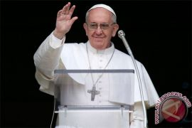 Reaksi Paus Fransiskus atas final Piala Dunia 2014