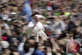 Bahkan pemilihan paus di Vatikan diduga juga disadap Amerika Serikat