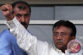 Mantan Presiden Pakistan Pervez Musharraf divonis hukuman mati