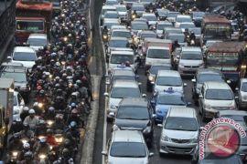Survei nyatakan 60,5 persen generasi Z keluhkan kemacetan Jakarta