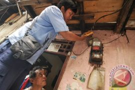 Pencurian meteran listrik masih marak di Kalimantan Tengah
