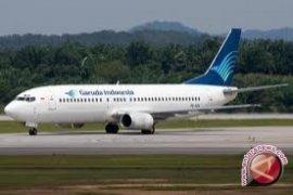 Pesawat Garuda Batal Mendarat di Sabang Karena Angin Kencang