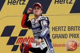 Lorenzo menangi Grand Prix Catalunya