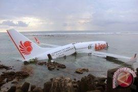 "Data memori ""CVR"" Lion Air terendam air"