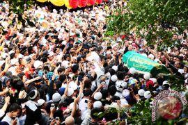 Makam Uje makin ramai dikunjungi jelang Ramadhan