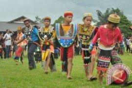 Pekan Budaya Nusantara digelar di Kabupaten Kutai Timur