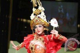 Dewi Persik Meriahkan HUT Ke-7 Mangupura