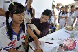 Pemkot Denpasar gratiskan vaksinasi kanker serviks untuk siswi