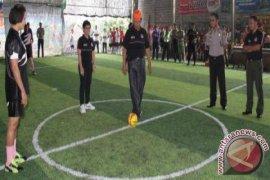 32 Tim Putri Ikuti Turnamen Futsal