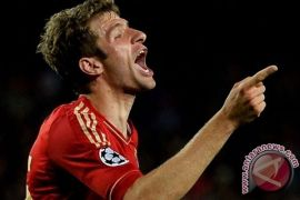 Gol Muller menutup kehancuran Barca, Munchen susul Dortmund