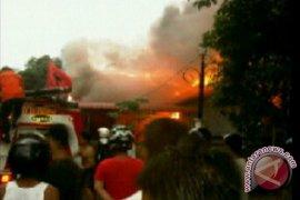 Rumah Politisi PDIP Sekadau Terbakar