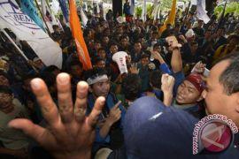 Relawan Jokowi polisikan oknum mahasiswa Riau