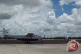 Penerbangan Perintis ke Pedalaman Kaltim Kembali Normal