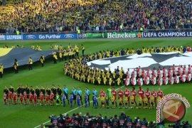 Babak pertama Bayern vs Dortmund berakhir 0-0